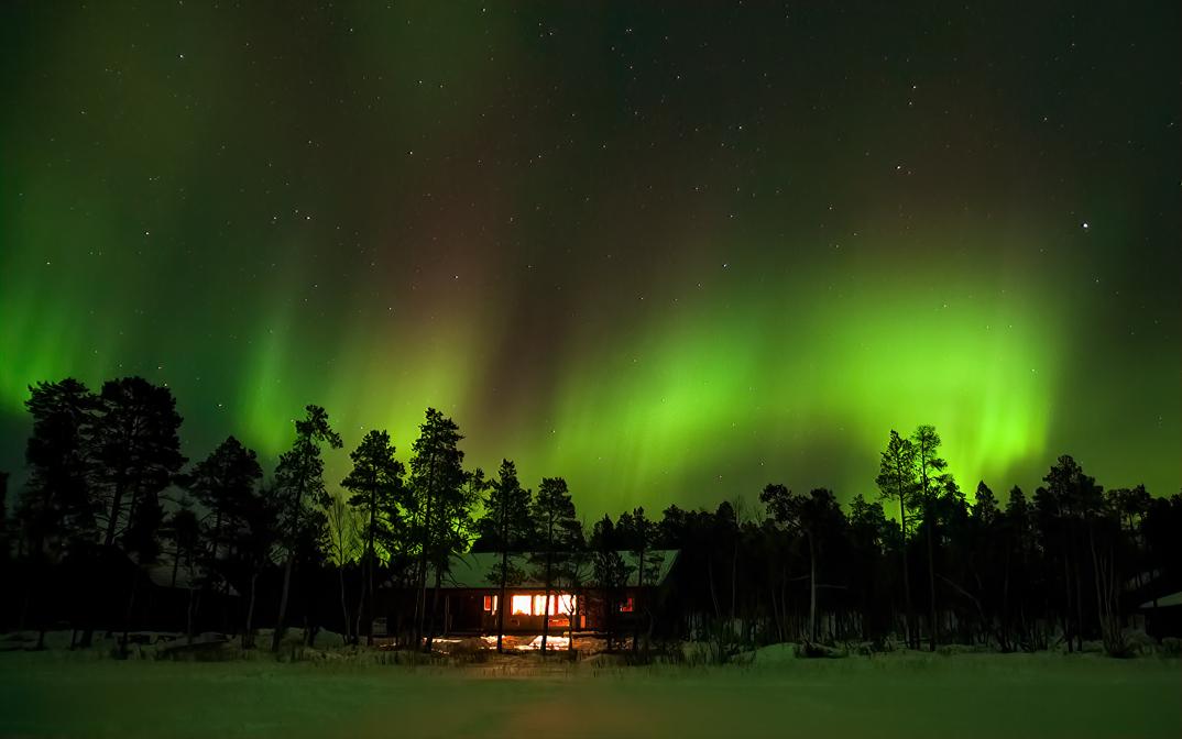 Laponie Finlandaise- Ivalo