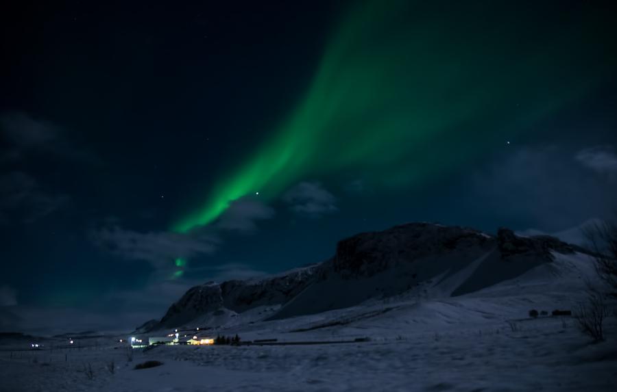 Islande - région de Borgarnes