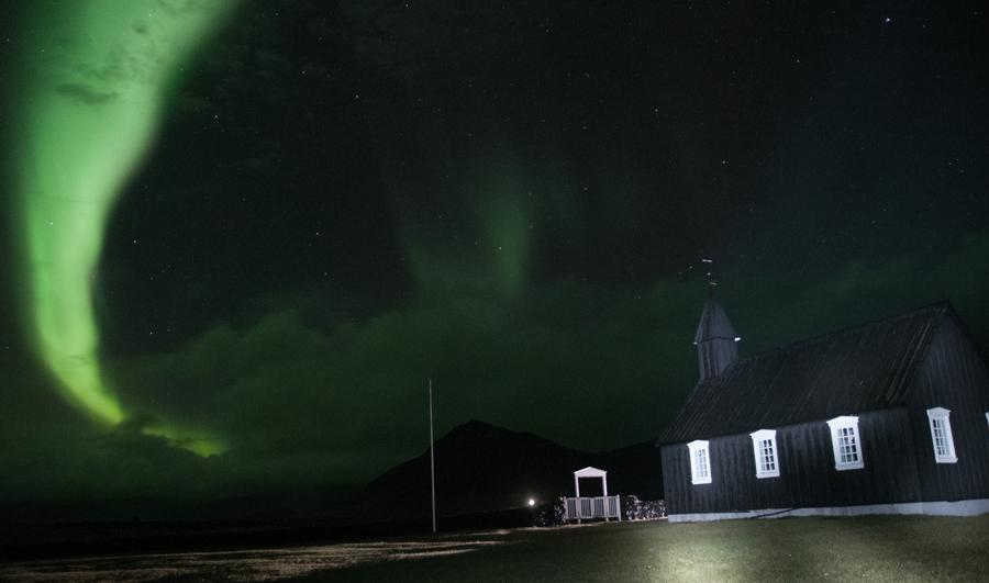 Islande - péninsule de Snaeffelsnes