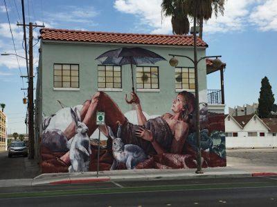 Las Vegas (2016) by Fintan Magee