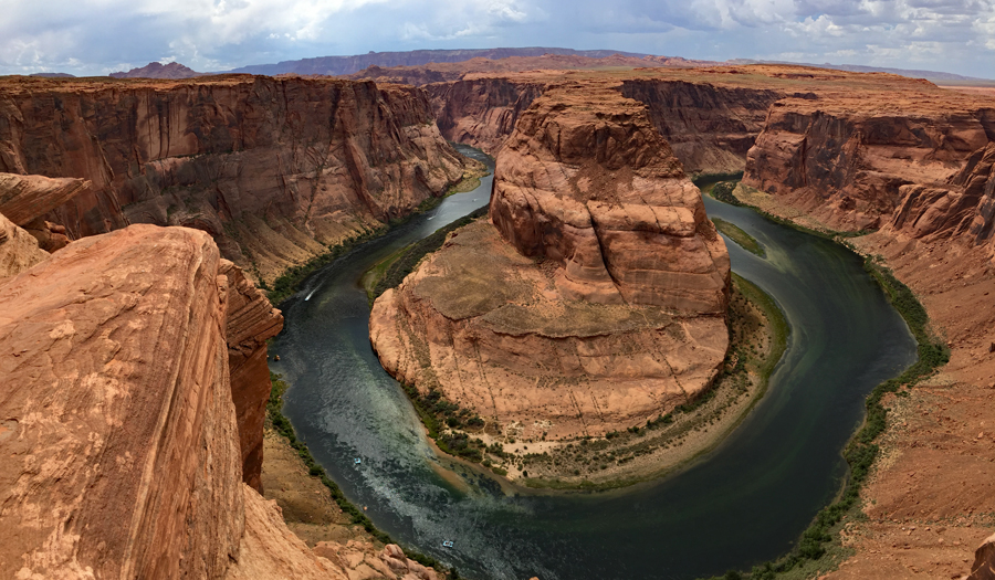 Page :Horse Point Bend