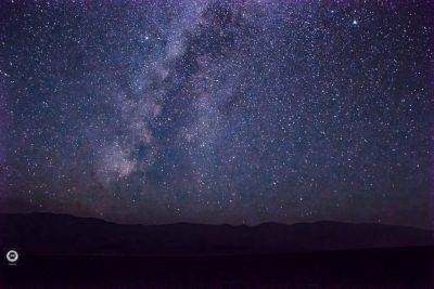 Milky Way over Death Valley N.P. - California