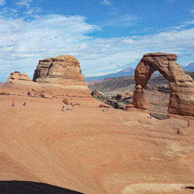 Delicate Arch (Arches N.P)