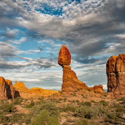 Balanced Rock (Arches N.P)
