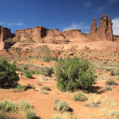 Three Gossips (Arches N.P)